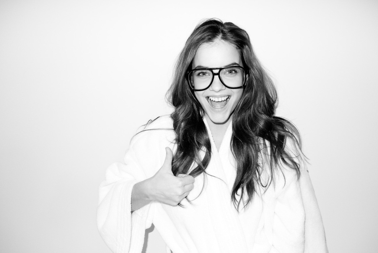 Palvin Barbara by Terry Richardson, forrás: terrysdiary.com