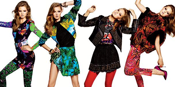 Versace 2011<br />Forrás: Pinterest
