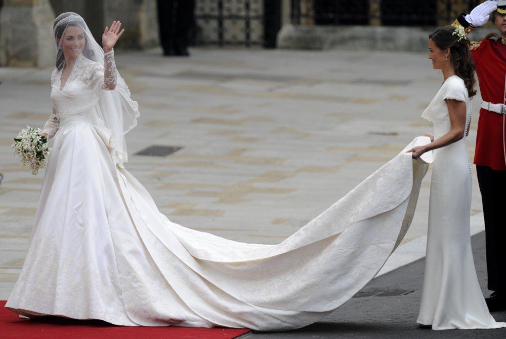 Sarah Burton for Alexander McQueen<br />kép: popsugar.com