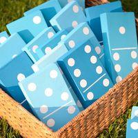 Kerti játékok 2.rész - Szabadtéri dominó
