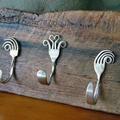 Konyhai akasztó régi evőeszközökből