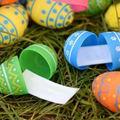 Meglepetés tojás a locsolkodóknak