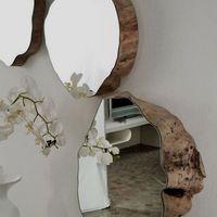 Természetes és érdekes tükör
