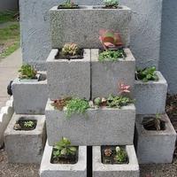 Használd a kertben az építési anyagokat!