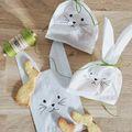 Egyedi húsvéti csomagolás