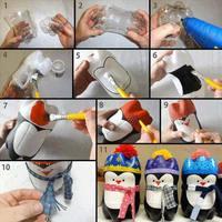 PET palackból gyerekjáték