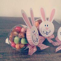 Húsvéti édesség csomagolás