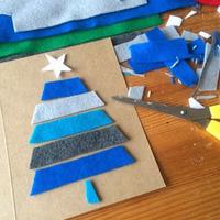 Karácsonyi üdvözlőkártya