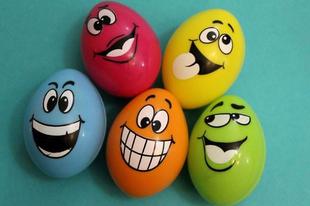 Különleges tojások húsvétra