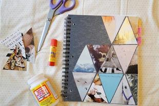 Könyv- és füzetborítók DIY