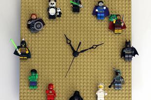 LEGO óra a gyerekszobába