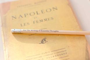Egyedi ceruza készítése