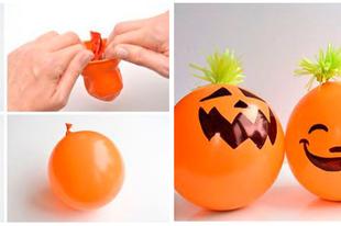 Ajándék a gyerekeknek Halloweenre