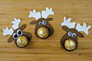Édességek a karácsonyi ünnepekre