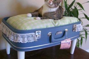 Régi bőrönd újrahasznosítása