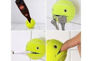 Mindenes teniszlabdából