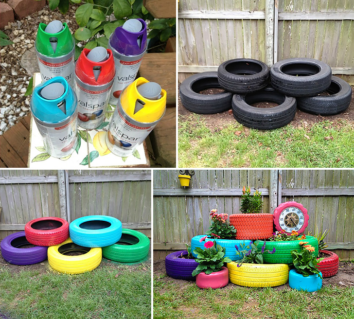 recycled-tires-garden-planter-collage.jpg