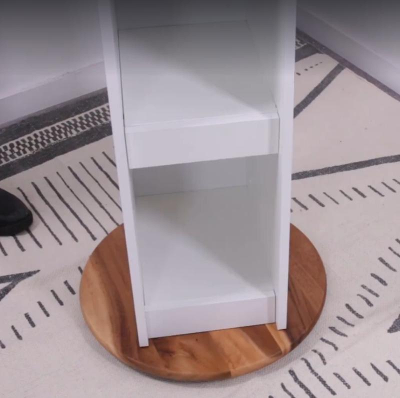 IKEA Hack - Forgó szekrény - DIY Project 01ca208d32