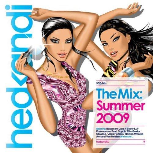 Mixajánló (Hed Kandi-The Mix Summer 2009.)