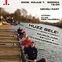 Duna parti egyetemek regatta 2008