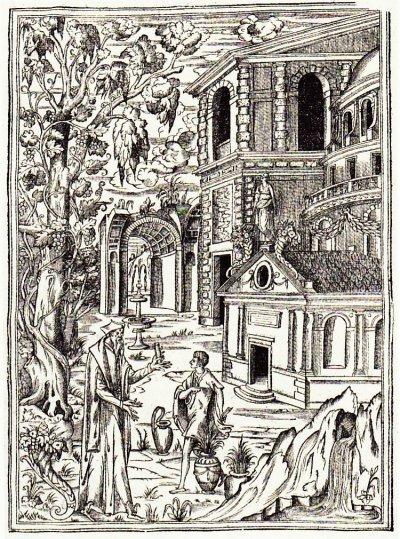 Philibert de l'Orme - A jó építész allegóriája