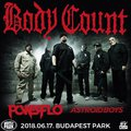(beszámoló) Body Count - Budapest Park - 2018. 06. 17.