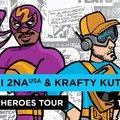(beszámoló) Chali 2Na & Krafty Kuts - Superheroes Tour @ Pécsi Est