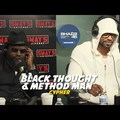 (freestyle) Method Man & Black Thought @ Sway in The Morning