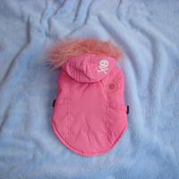 Termékbemutató - Rózsaszín halálfejes kabát