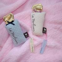 Termékbemutató - Parfüm alakú csipogós játékok
