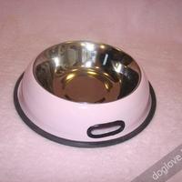 Termékbemutató - Rózsaszín fémtál