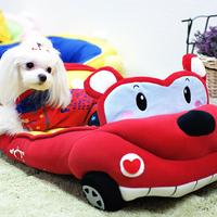 ParisDog - Comio car kutyafekhely piros