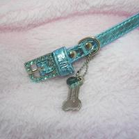 Termékbemutató - Dazzle nyakörv kék