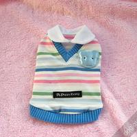 Termékbemutató - Édes macis kék póló