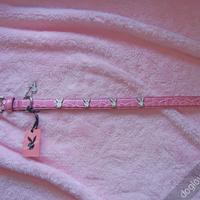 Termékbemutató - Rózsaszín Playboy nagyörv