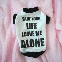 Termékbemutató - Save your life póló