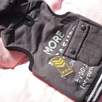 Termékbemutató - Vagány kheki kapucnis pulcsi
