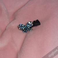 Termékbemutató - Pillangós kék kutyacsatt