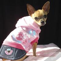 Termékbemutató - Halálfejes rózsaszín kutyaruci