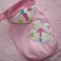 Termékbemutató - Rózsaszín virágos pulóver