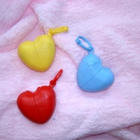 Termékbemutató - szív alakú zacsitartó