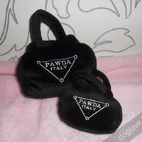 Termékbemutató - Pawda táska csipogós kutyajáték