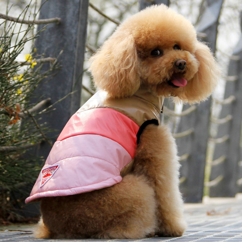 2013_New_Collection_Dog_clothing_thick_windproof_100_polyester_pink_jacket.jpg