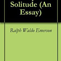 `READ` Society And Solitude (An Essay). rates YouTube acentos people Series whose multiple