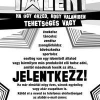 Felhívás! Hungary's got talent