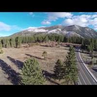 DrónVideó: Kalifornia, Nevada