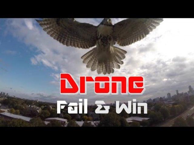Repül a nehéz drón...