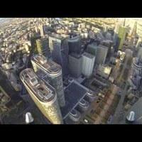 DrónVideó: Párizs, Defence negyed