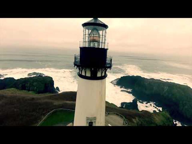 DrónVideó: Világítótorony