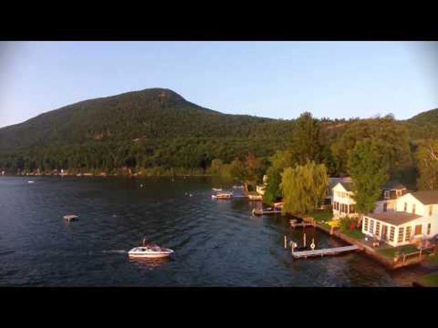 DrónVideó: Gloucester Massachusetts